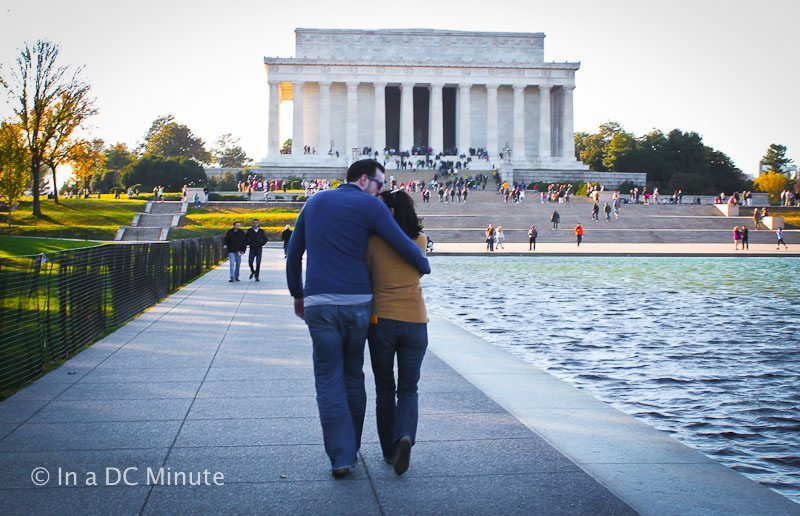 Romantic things to do in dc at night